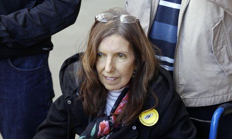 Hillsborough campaigner Anne Williams - rest in peace with Kevin Anne, goodnight, god bless xx