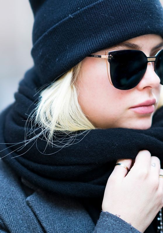 d672169c0bee7 Ashley Benson - Wearing Prive Revaux Sunglasses in Tribeca