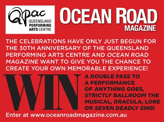 Q Pac - WIN a double pass to a performance of