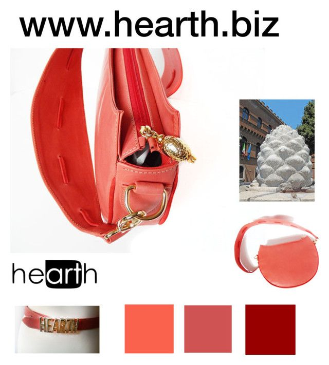 """The Hearth Leather Goods"" by hearthfashion on Polyvore featuring moda"