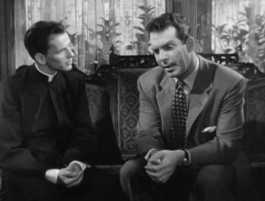 Fred MacMurray, Frank Sinatra- Miracle of the Bells 1948