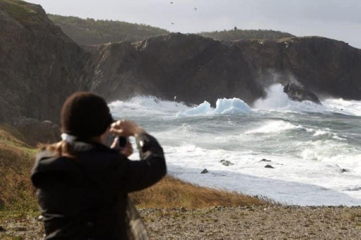 Newfoundland tourism - Chasing icebergs in iceberg alley Newfoundland is a trip for your bucket list. The writer visits Fogo Island and Change Island