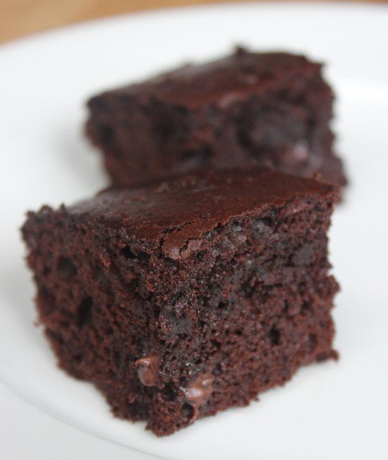 You'll Be Hooked on These Low-Cal Brownies