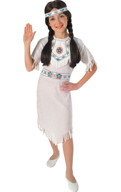 Child Apalachee Indian Girl Costume : Get It On Fancy Dress Superstore, Fancy Dress & Accessories For The Whole Family. http://www.getiton-fancydress.co.uk/kidsteens/wildwildwestkidsteens/childapalacheeindiangirlcostume#.Uu02vPsry10