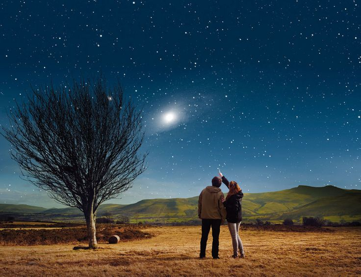 Parque Breacons Deacons (Gran Bretaña) Podrás verlas en el límpido firmamento de ese espacio protegido. Alucinarás con las brillantes nebulosas, siguiendo la estela de la Vía Láctea y avistando las constelaciones más importantes del hemisferio norte. La calidad de su cielo le ha permitido figurar desde este año en la asociación internacional Dark-Sky.