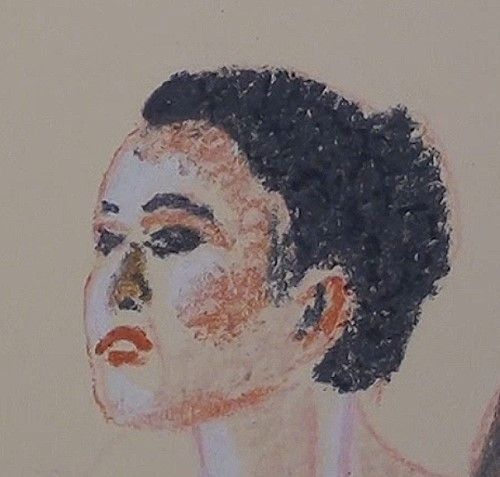 How to Draw a Dancing Ballerina in Pastel — Online Art Lessons