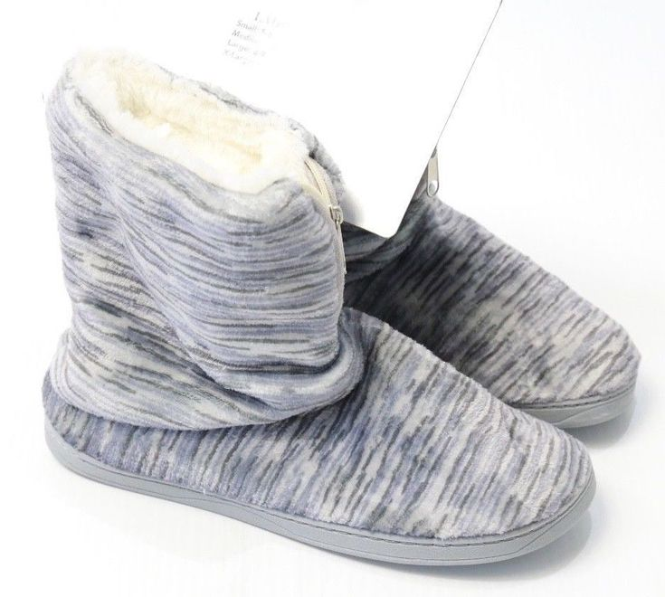 Women S Aerosoles House Shoes Slippers Sipper Front Grey