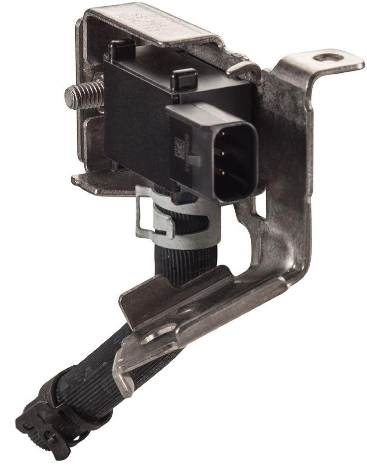 Ap63537 Exhaust Back Pressure Diesel Particulate Filter