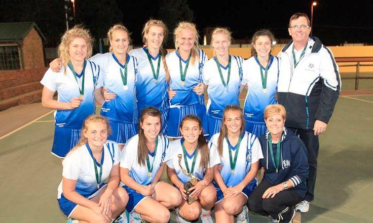 Team Profile: Affies #Netball Rewrites History #YSNnetball  http://ysn.co.za/interviews/netball/gauteng/2014/team-profile-affies-netball-rewrites-history #netball #sport