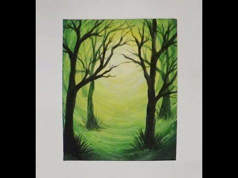Creative Ideas For Canvas Art