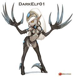 Dark Elf  https://www.facebook.com/Gamers-Interest-188181998317382/