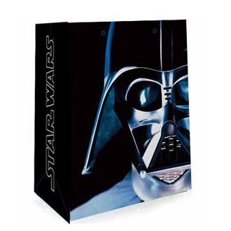 Buy Official Star Wars Gift Bag from Publisher Danilo.com. Includes Free UK Delivery. Worldwide shipping also available.