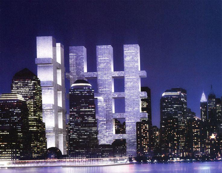 07_World Trade Center_Meier + Richard Meier Peter Eisenman Gwathmey Siegel Steven Holl