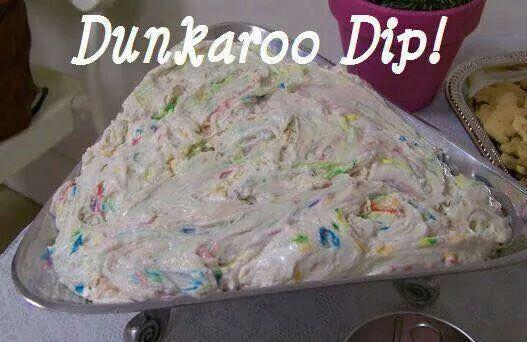 Dunkaroo dip