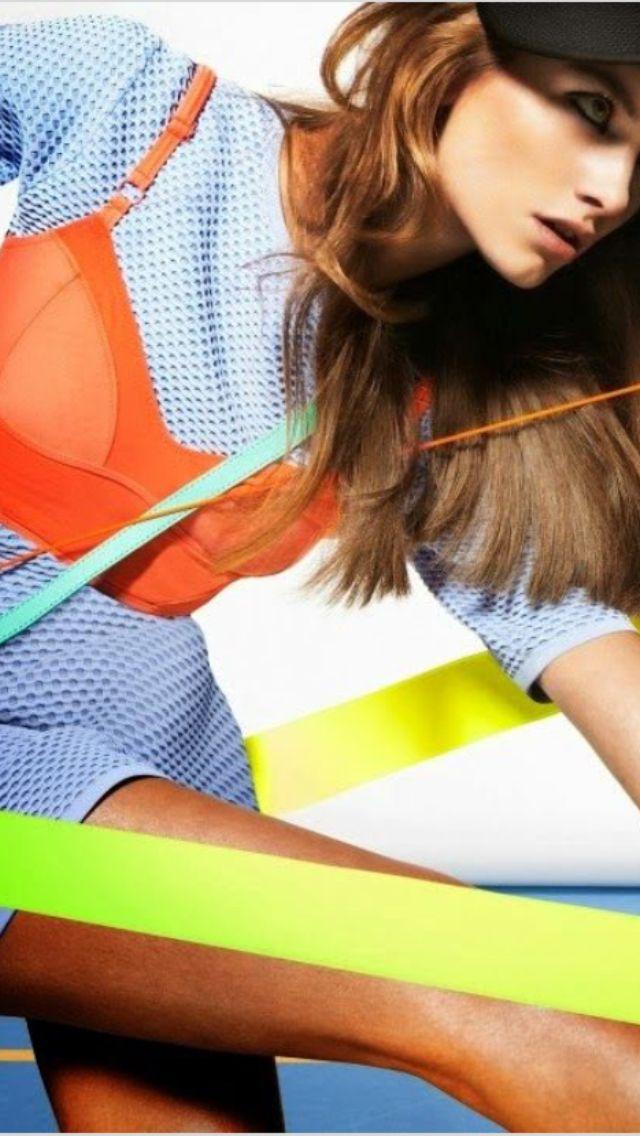 Soft pop s/s 16 sportswear inspiration. WGSN.