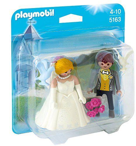 Playmobil - 5163 - Duo Pack Couple de Mariés Playmobil https://www.amazon.fr/dp/B00O4E20X8/ref=cm_sw_r_pi_dp_x_mGZbyb7PKNNCK