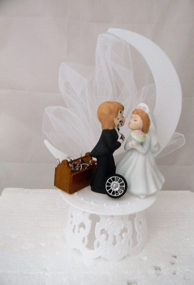 car guy wedding cake topper 1000 ideas about mechanic cake on tool box 12388