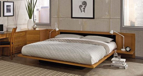 best 25 contemporary platform beds ideas on pinterest platform bed designs contemporary bed. Black Bedroom Furniture Sets. Home Design Ideas