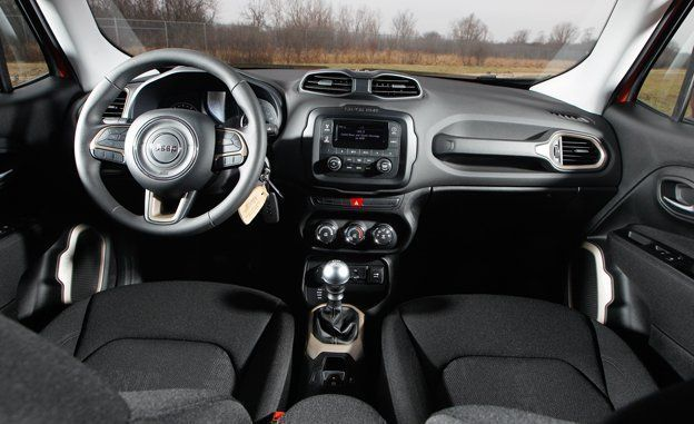 Awesome Jeep Renegade Manual Transmission