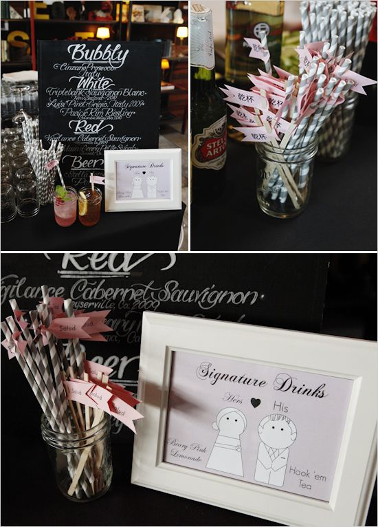 wedding drink ideas