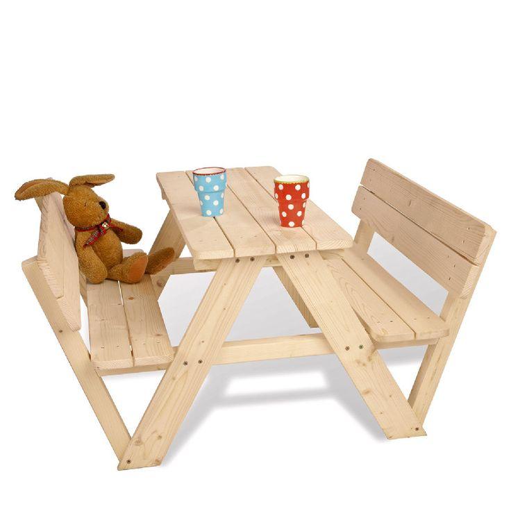 Pinolino Kindersitzgarnitur Nicki für 4 mit Lehne bei babymarkt.de - Ab 20 € versandkostenfrei ✓ Schnelle Lieferung ✓ Jetzt bequem online kaufen!