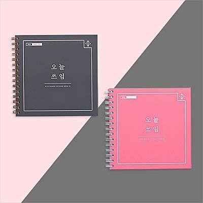 Yahoo!ショッピング - [韓国雑貨]表紙のハングルがおしゃれな 今日使う家計簿 ≪2018年度≫[かわいい]|韓国音楽専門ソウルライフレコード