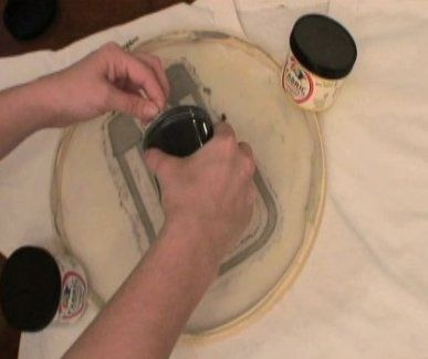 Great screen printing tutorial - no fancy equipment required!