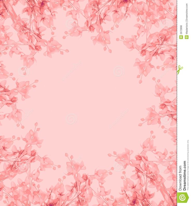 Dusty Pink Floral Wallpaper