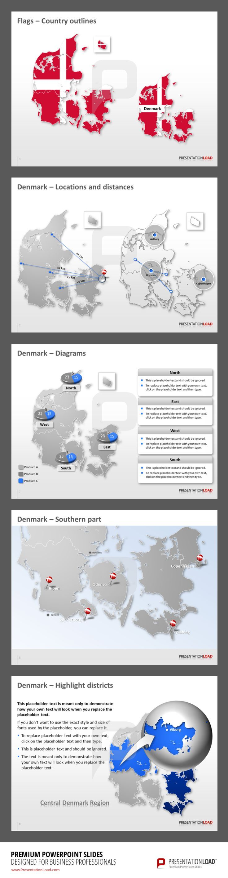 interactive map for powerpoint