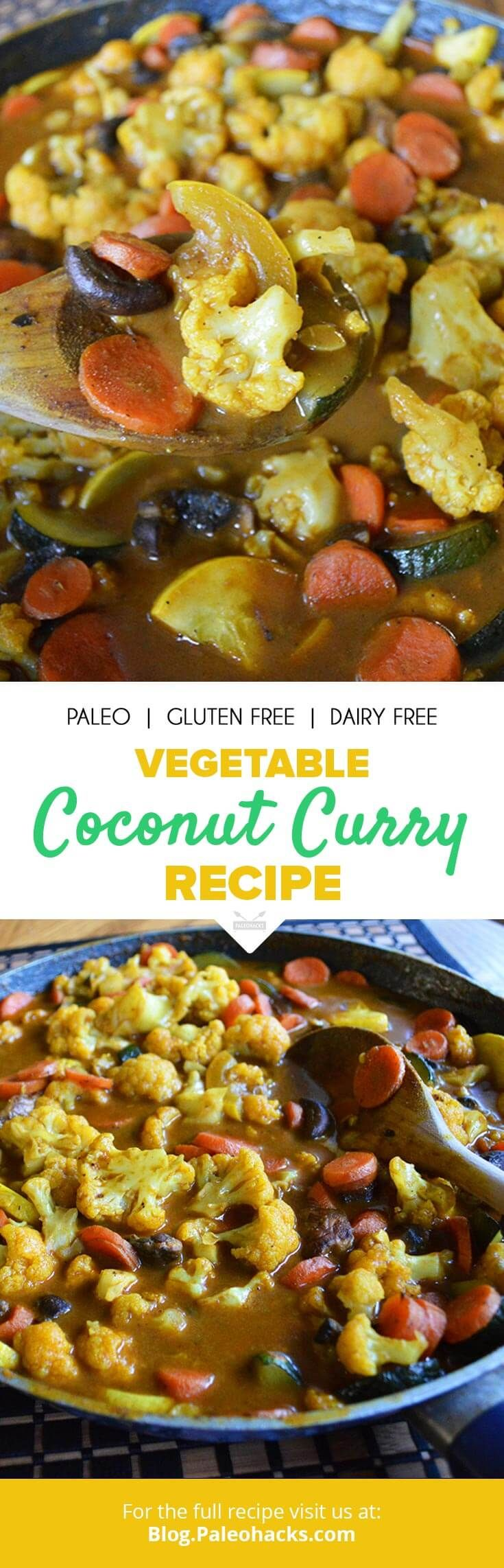 Craving a flavorful, deeply-spiced dish to make for dinner? Get the recipe here: http://paleo.co/vegcococurry