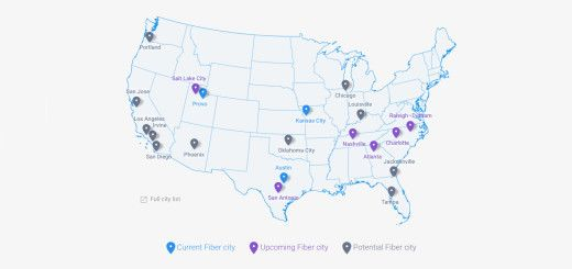 Google Fiber testing home phone service to bundle with TV Internet