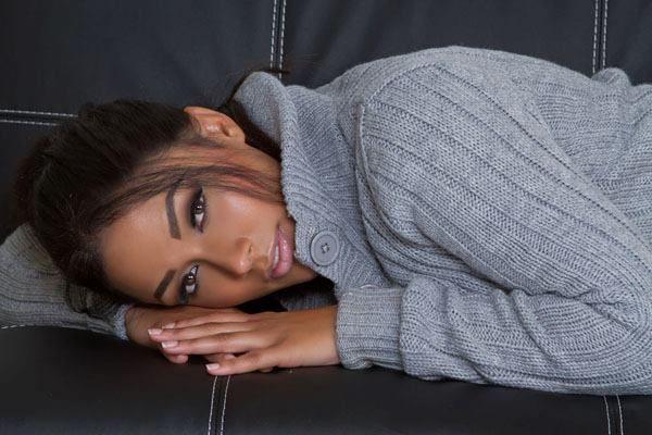 Model Shantel Jackson