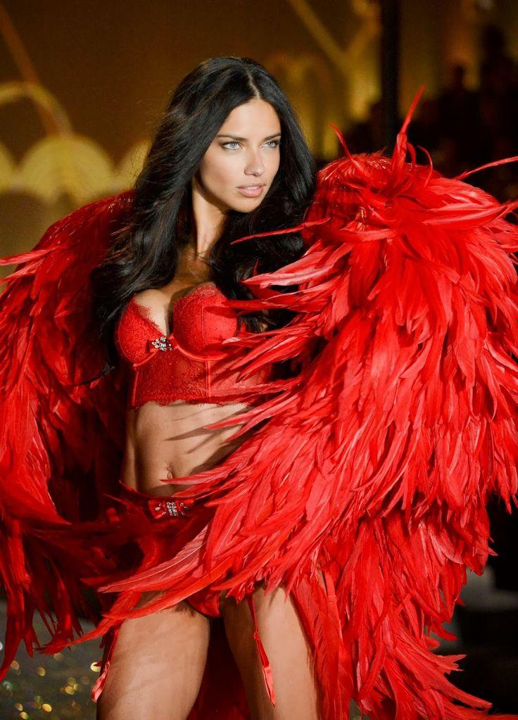 Adriana Lima - Victoria's Secret Fashion Show 2013