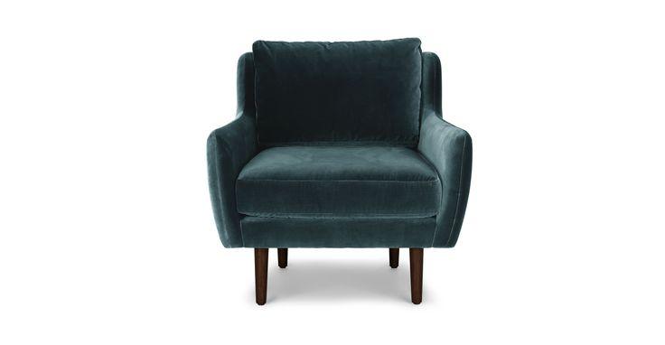 Matrix Pacific Blue Chair