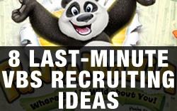 26 best images about vbs volunteer recruitment on for Last minute getaway ideas