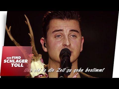 Andreas Gabalier - Amoi seg ma uns wieder (Lyric Video) - YouTube