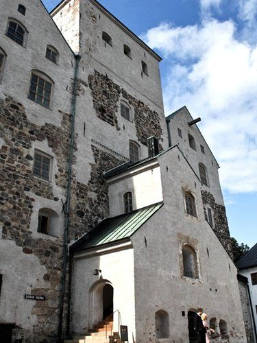 Turun linna / Turku castle, Turku, Finland
