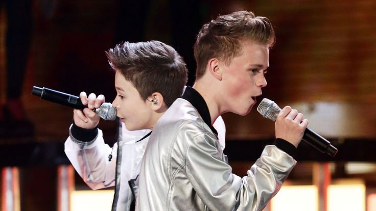 Bars and melody on Britons Got Talent