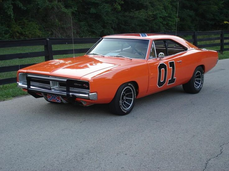 "There are two reasons I like this car. One is the US TV series ""The Dukes of Hazzard"" which I faithfully watched as a teenager, subtitled on Dutch state TV in the '80s."