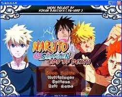 Game Naruto Mugen Terbaru
