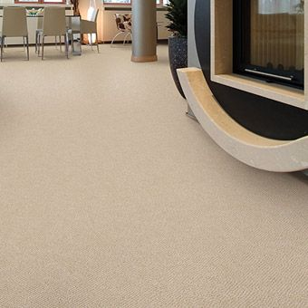 This Masland Stainmaster Nylon carpet will be perfect in your home! Style:Montauk Color: Buoy