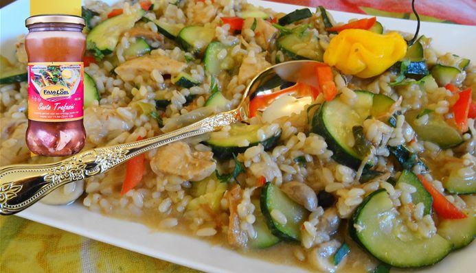 Surinaams eten – Risotto Trafasie (de lekkerste risotto van De Lage Landen)