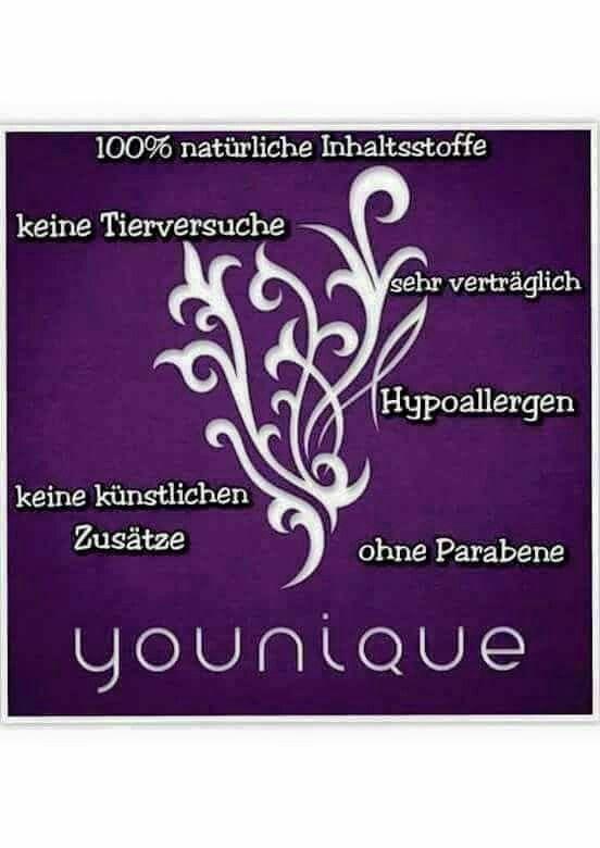 Younique Kosmetik ist auf natürlicher Basis