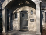 Exterior Doors - eclectic - front doors - raleigh - by Appalachian Woodwrights