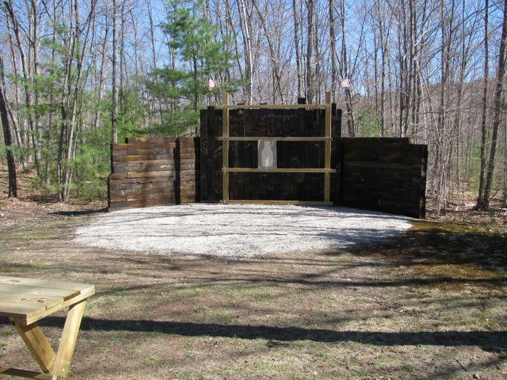 Home Shooting Range Page 2 1911forum Backyard Shooting Range Pinterest Home Page 3