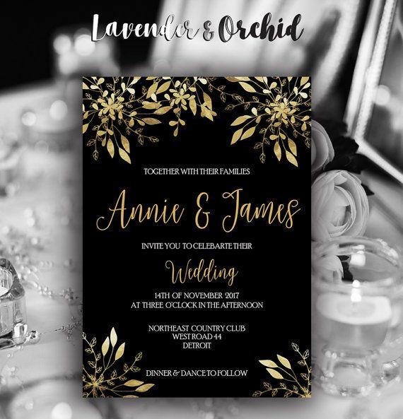 65 best Wedding invitations images on Pinterest Wedding stationary - fresh invitation samples for 50th wedding anniversary