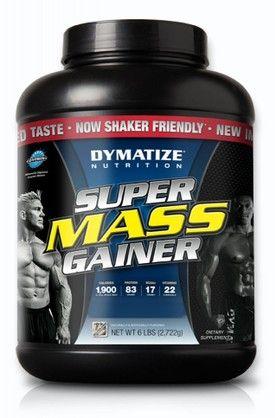 Dymatize Nutrition Super Mass Gainer Cookie Cream 2722 g