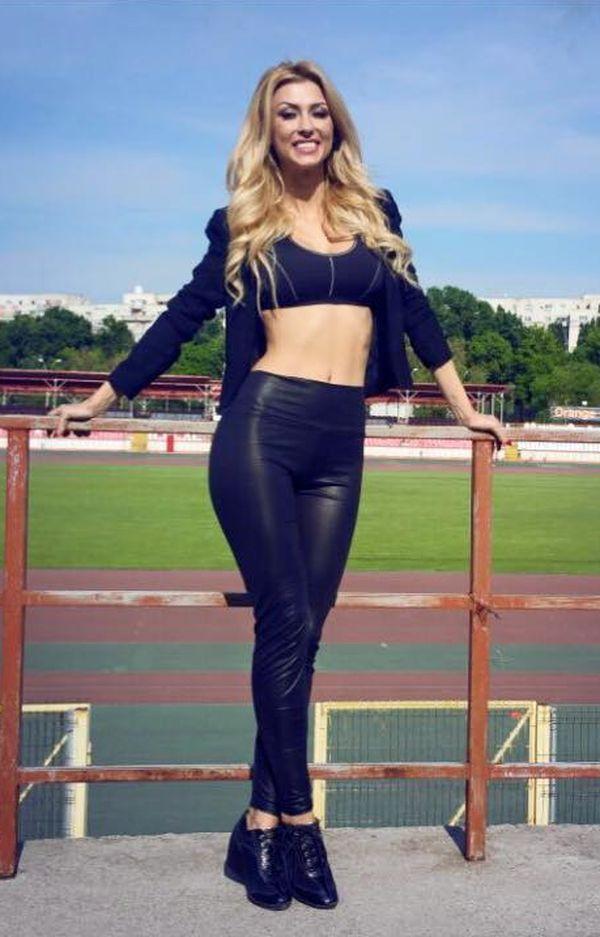 Andreea Balan - 2 x SEXY From FACEBOOK