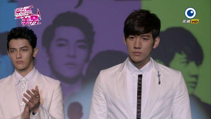 Jiro Wang and Hwang In Deok in Fabulous Boys
