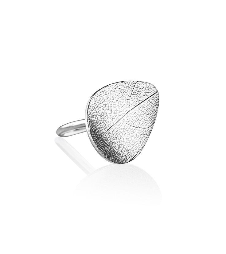 Drakenberg & Sjölin Leaf ring